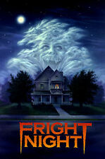 "Fright Night  ( 11"" x 17"" ) Movie Collector's Poster Print ( T2 )- B2G1F"