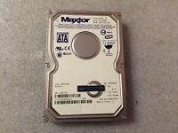 Hard disk Maxtor DiamondMax 10 6L080M0-02AL1A 80 GB 7200 RPM SATA 8MB 3.5