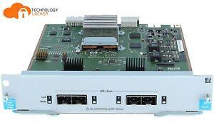 HP ProCurve J9309A 4-Port 10G SFP+ V2 ZL Switch Module