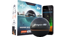 Deeper Smart Portable Fish Finder for Smartphone or Tablet, NEW