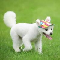 Pet Dog Hat Baseball Cap Sports Windproof Travel Sun Hat for Puppy Large Dog
