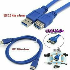 New 5Gbps Super Speed USB 3.0 Type A Male to Female Extension Cable Length 1M