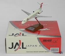 JAL Japan Airlines MD-87 Reg: JA8280 JC Wings 1:200 Diecast Models XX2912