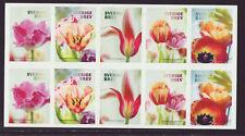 ZWEDEN 2019 Tulpen bloemen  postzegelboekje booklet  postfris/mnh