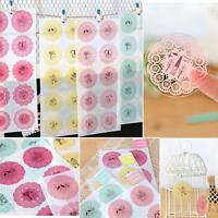 Fine Washi Paper Lace Roll DIY Decorative Sticky Masking Tape Self Adhesive、New
