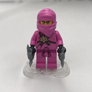 LEGO Avatar Pink Zane Minifigure Ninjago Prime Empire njo561 71708