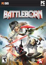 Battleborn (PC-DVD, Gearbox Software / 2K Games) Shooter FPS - Brand New/Sealed