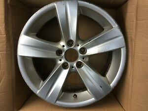 "BMW 3 SERIES 18"" STYLE 189 FRONT ALLOY WHEEL E90 E91 E92 E93 6768858 8Jx18 #1"