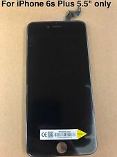 Genuine OEM Calidad Reemplazo 3D Pantalla LCD para iPhone 6s Plus Negro Original