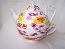 Tea for one aus Brilliantporzellan * Sommer - Wiese *  ORIGINAL Jameson & Tailor