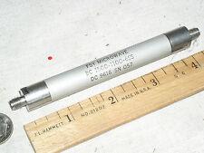 Fsy Api Microwave Tubular Rf Filter Bc1500 1100 6ss Bc 1500 1100 6ss Dc9616 Sma