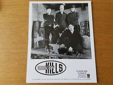 GRAVITY KILLS 8x10 BLACK & WHITE Press Photo Promo 90's INDUSTRIAL ELECTRONIC