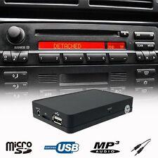 Car USB SD AUX MP3 Player Adapter Car Kit BMW 3 Series E36 E46 Z3 Business CD