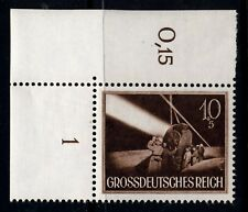 Germany . 1944 Wehrmacht Searchlight (B262) . Mint Never Hinged