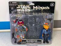 Disney Star Wars Muppets Animal Link Hogthrob Scooter Boba Fett Han Solo Lando