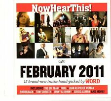 (FP794) Now Hear This! Issue 96 February 2011 - The Word CD