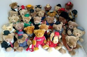 The Teddy Bear Collection - Bundle of 31 Collectable Teddies - W9
