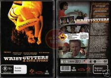 WRISTCUTTERS A LOVE STORY wrist cutters P Fugit NEW DVD (Region 4 Australia)