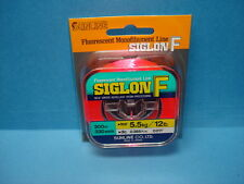 Siglon F Pink Centerpin/Float Line 12 pound test $2.50 US Combined Shipping