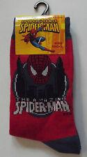 Amazing Spider-Man * Socken/Strümpfe* 23-26 * Rot,Blau * Neu (T30)