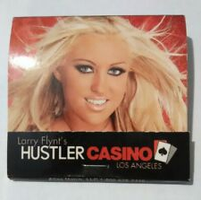 Hustler Casino Los Angeles, California Books Of Matches Great For Collection # 1