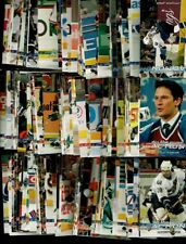03/04 In The Game Action Hockey Lot of 149 Cards Kariya/Roenick/MORE/Rookies