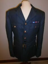 More details for raf mens officers uniform chest 104cm regular jacket and trousers