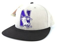 NORTHWESTERN WILDCATS CAP / HAT - NEW WITH TAG