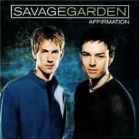 SAVAGE GARDEN Affirmation CD BRAND NEW