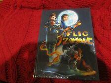 "COFFRET BLU-RAY + DVD NEUF ""FLIC OU ZOMBIE"" Treat WILLIAMS - horreur"