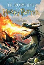 Harry Potter i Czara Ognia, J.K. Rowling, polska ksiazka, polish book