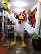 Rooster Animal Mascot Character Cosplay Costume
