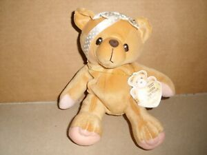 1998 Enesco Cherished Teddies With Heart of Gold Bean Bag Plush 7'' TAGS