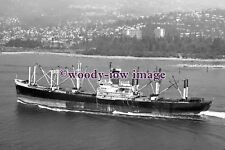 mc5128 - American Cargo Ship - Santa Anita - photograph