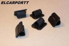 5 x Motorhaube Dämmmatte Clips  SEAT SKODA VW 867863849A01C 867863849A  (497)