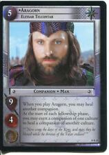 Lord Of The Rings CCG Foil Card MD 10.R25 Aragorn, Elessar Telcontar