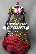 Umineko When They Cry Beatrice Long Dress Cosplay Costume