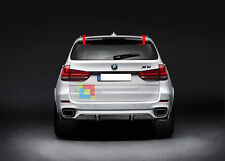 BMW X5 F15 REAR SPOILER ON THE ROOF FOR AN AERODYNAMIC LOOK GB