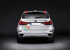 Lackiert Glanz Schwarz BMW X5 F15 Rear Spoiler Vom Dach für eine Aerodynamisch