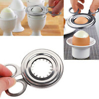 Boiled Egg Shell Cutter Topper Opener Kitchen Useful Tools Stainless Steel Tool