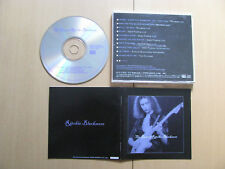 Ritchie Blackmore The Best of Japan CD 16 Page Booklet Live Instrumental CD