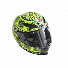 CASCO INTEGRALE AGV CORSA E2205  - ROSSI WINTER TEST 2015