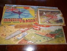 Complete Aeroplanes Civil Aviation British Planes G F1OT 134/7 WW2 Jigsaw Puzzle