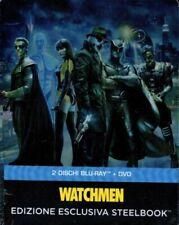 Watchmen - Blu Ray 7 DVD Steelbook