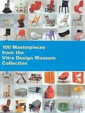 USED (GD) 100 Masterpieces from the Vitra Design Museum Collection by Mateo Krie