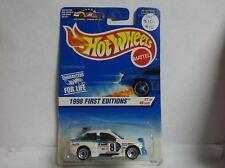 Hot Wheels - Escort Rally 1st Edition 1998 - 1:64