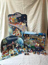Playmobil Advent Calendar 2002 Santa Claus 3955 Well Kept