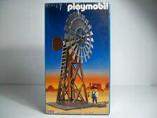 K190236 WINDMILL SET MISB MINT IN SEALED BOX 1987 PLAYMOBIL 3765 VINTAGE