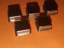 5x 54 MHz Quarz Oszillator Half-Size DIP-8