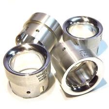 4x WEBER 45 DCOE main venturis chokes 32mm / 34mm / 36mm / 38mm set of four